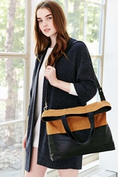 Bdg Convertible Tote Bag Brown