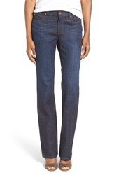 Eileen Fisher Women's Stretch Organic Cotton Bootcut Jeans