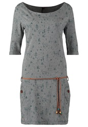 Ragwear Tanya Jersey Dress Grey