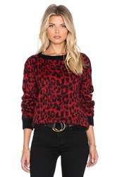 Essentiel Kyafla Sweater Red
