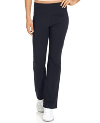 Styleandco. Style Co. Tummy Control Bootcut Pull On Pants Industrial Blue