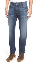 Men's Fidelity Denim 'Jimmy' Slim Straight Leg Jeans Helios