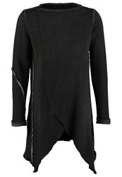 Boom Bap Catching Tracksuit Top Washed Black