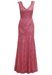 Unique Occasion Wear Dusty Rose Berry