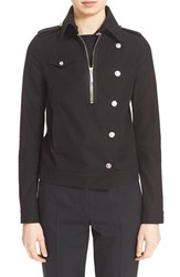 Women's Anthony Vaccarello Short Trench Coat