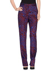Paul Smith Trousers Casual Trousers Women Maroon