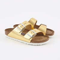 Birkenstock Arizona Gold Metalic