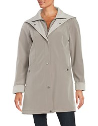 Jones New York Radiance A Line Jacket Desert