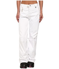 686 Authentic Standard Pant White Women's Outerwear