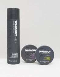 Toni And Guy Men's Favorites Set Multi