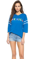 Wildfox Couture Mexico Jersey Pullover Howl