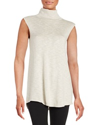Nic Zoe Everyday Turtleneck Top Cloud