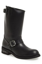 Sendra 'Engineer' Boot Men Black