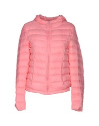 Duck Farm Coats And Jackets Jackets Women Pink