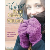 Stackpole Books Vintage Knit Gloves And Mittens By Kathryn Fulton Knitting Book