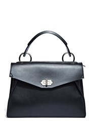 Proenza Schouler Hava Top Handle Handbag Black