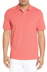 Vineyard Vines Men's Slim Fit Pique Polo Firecracker