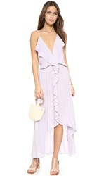 Young Fabulous And Broke Panama Dress Lavender