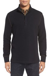 Billy Reid Men's 'Walter' Quarter Zip Sweatshirt