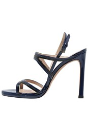 Pura Lopez Sandals Marine Black