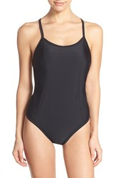Women's Zella Cross Back One Piece Swimsuit