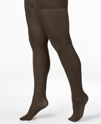 Berkshire Plus 40 Denier Easy On Tights Nu Brown