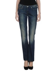 Levi's Made And Crafted Denim Pants Blue