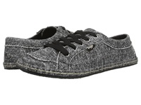 Willie Black Trails Women's Lace Up Casual Shoes Gray