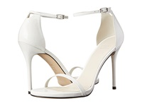 Stuart Weitzman Bridal And Evening Collection Nudistsong White Patent High Heels