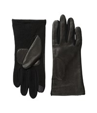 Echo Touch Everyday Leather Gloves Black Extreme Cold Weather Gloves