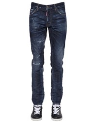 Dsquared 16.5Cm Cool Guy Officer Stretch Jeans