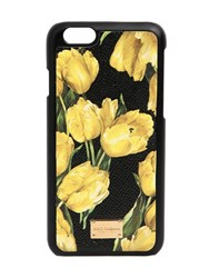Dolce And Gabbana Tulips Printed Iphone 6 Case