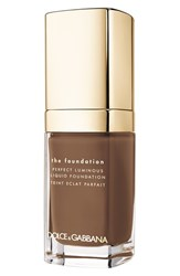 Dolce And Gabbana Beauty Perfect Luminous Liquid Foundation Soft Sable 180