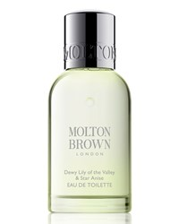 Dewy Lily Of The Valley And Star Anise Eau De Toilette 1.7 Oz. Molton Brown