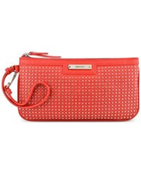 Nine West Pretty Little Things Wristlet Dynasty Red
