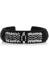 Isabel Marant Suede Beaded Cuff