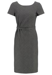 Weekend Maxmara Fox Summer Dress Black