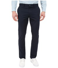 Original Penguin P55 Slim Stretch Chino Slim Fit Dark Sapphire Men's Casual Pants Blue