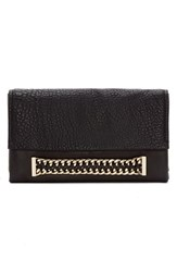 Vince Camuto 'Zigy' Lambskin Leather Clutch