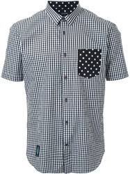Guild Prime Polka Dot Pocket Shirt Black