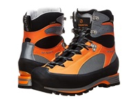 Scarpa Charmoz Pro Gtx Grey Orange Men's Lace Up Boots Gray