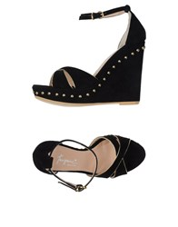 Tangerine Footwear Sandals Women Black