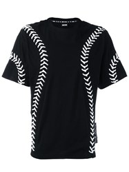Ktz 'Baseball' T Shirt Black