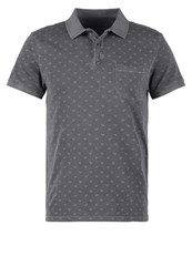 Pier One Polo Shirt Dark Grey