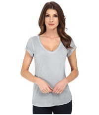 Paige Charlie Tee Vintage Grey Women's T Shirt Gray