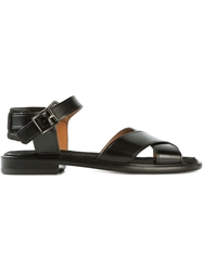 Paul Smith Criss Cross Sandals