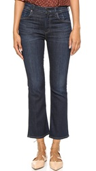 Citizens Of Humanity Fleetwood High Rise Crop Flare Jeans Icon