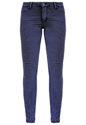 Cheap Monday Spray Slim Fit Jeans Master Blue