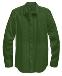 American Rag Men's Long Sleeve White Shirt Only At Macy's Forest Night