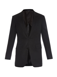 Cerruti Japanese Wool Single Breasted Jacket